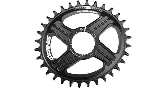 Rotor Q-Ring Direct Mount MTB Kettenblatt R-Hawk/R-Raptor schwarz